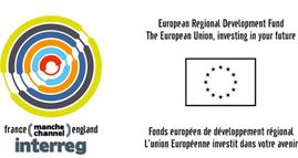 Logos Interreg et Fond européen de développement