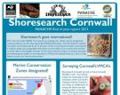 Cornwall Wildife Trust - Shoresearch annual report 2013